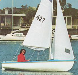 Sears Ghost sailboat